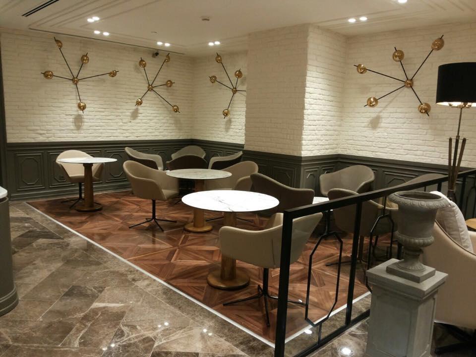 Atatürk Havalimanı Prime Class Lounge -2